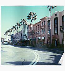 Hollywood Strip - Universal Studios Poster
