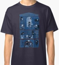 Silence in the Library Classic T-Shirt