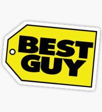 Best Guy Sticker
