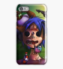 Gorrillaz Tribute iPhone Case/Skin