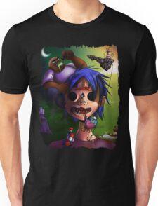 Gorrillaz Tribute Unisex T-Shirt