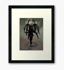 Legends of Gaming - Kerrigan Framed Print