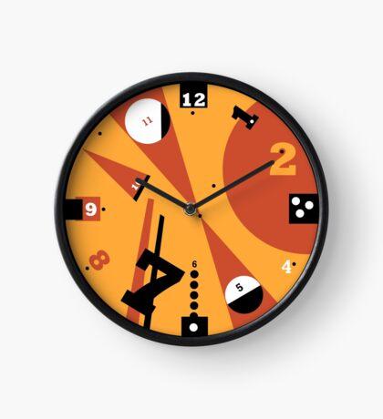 Du tickst wohl nicht richtig! Uhr