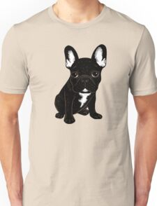 Brindle French Bulldog  Unisex T-Shirt
