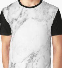 Marble Graphic T-Shirt