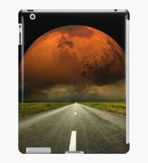 Down the Road Again iPad Case/Skin