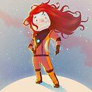 The Girl Wonder by PearceHoskinson