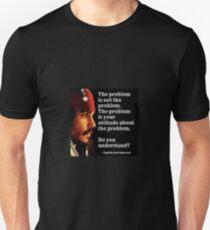Cpt Jack Sparrow Unisex T-Shirt