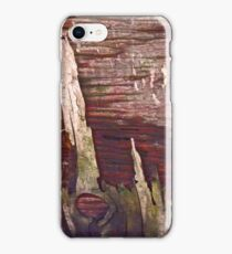 DECOMPOSITION (Damaged) iPhone Case/Skin