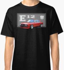 E12 Red Classic T-Shirt