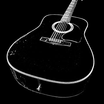 Akustische Gitarre von TheFlying6