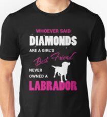 Never Owned A Labrador Unisex T-Shirt