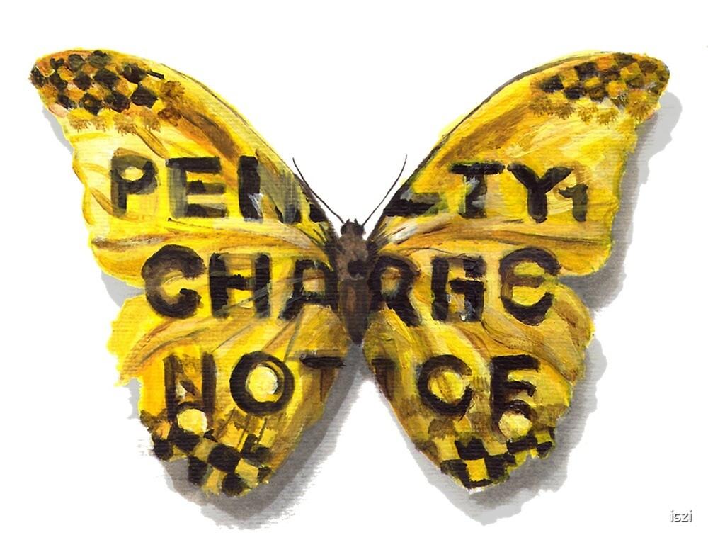 Urban Jungle: Butterfly  by iszi