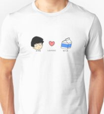Mob Loves Milk Unisex T-Shirt