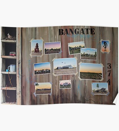 Bangate - Always Delivers Poster