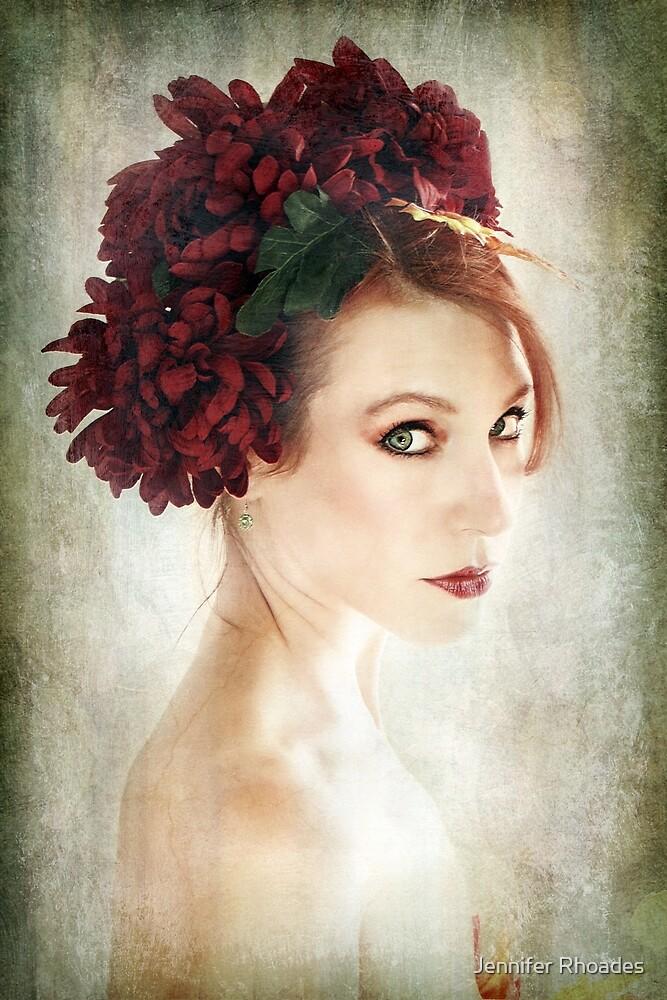 Autumn Sonata by Jennifer Rhoades
