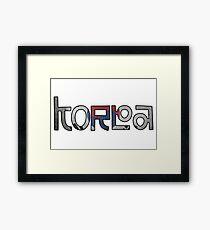 Korea Framed Print