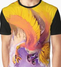 Ho-oh Pokémon Gold  Graphic T-Shirt