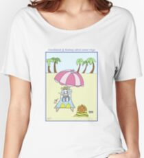 Constance & Scamp Catch Some Rays Women's Relaxed Fit T-Shirt