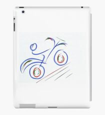 Motorbike iPad Case/Skin