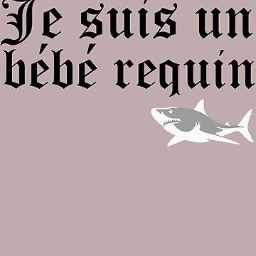 Bébé Requin by MadeleineKyger