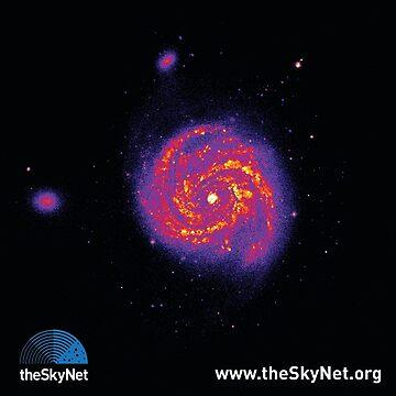 Galaxy M100 by icrar