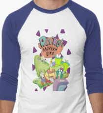 Rocko's Modern Family Men's Baseball ¾ T-Shirt