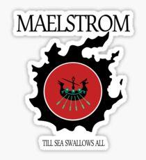 FF XIV Maelstrom Sticker