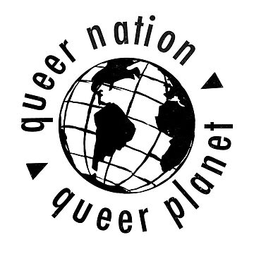 Queer Nation - Queer Planet by rosaluxemburg