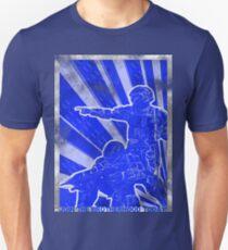 """BLUE Army """"ODST"""" Propaganda T-Shirt"""