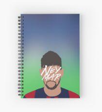 Cuaderno de espiral Neymar Jr.