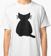 Black Cat Classic T-Shirt