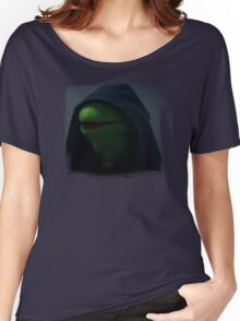 Kermit meme Women's Relaxed Fit T-Shirt