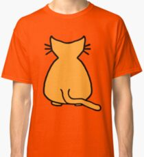 Ginger Cat Classic T-Shirt
