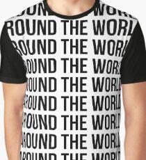 Around the world, Around the world Graphic T-Shirt