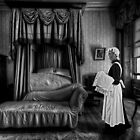 The Bedroom by Ian English