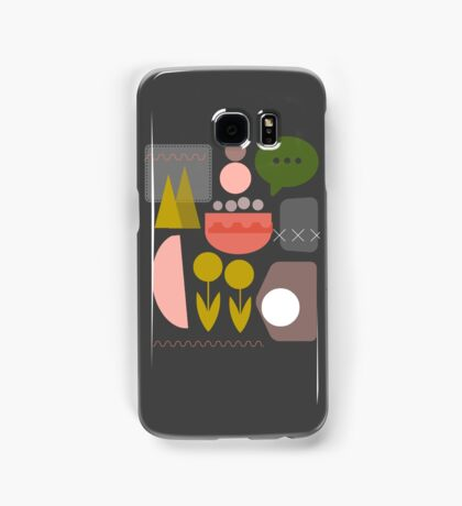 Night Garden Samsung Galaxy Case/Skin