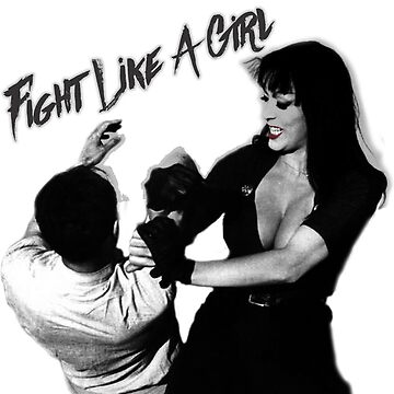 FIGHT LIKE A GIRL! by PlanetTura