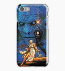 Throne wars is coming iPhone Case/Skin