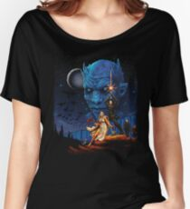 Throne wars is coming Women's Relaxed Fit T-Shirt
