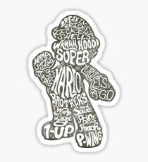 A Super Legacy Sticker