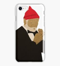 The Life Aquatic With Steve Zissou tshirt iPhone Case/Skin