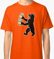 ours berlin beer Bier bear Classic T-Shirt