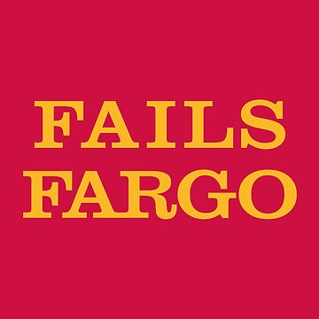 Fails Fargo Bank by ChasecomMedia