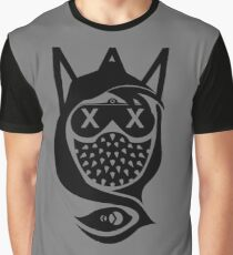 Wrench Vector Art Abstract Graphic T-Shirt