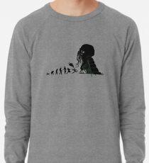 Lovecraftian Evolution Lightweight Sweatshirt
