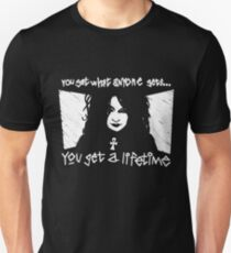 Death from Sandman Unisex T-Shirt