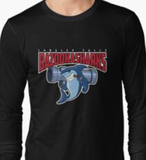 Langley Falls Bazookasharks Long Sleeve T-Shirt