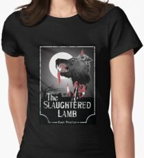American Werewolf In London - The Slaughtered Lamb Bloody T-Shirt