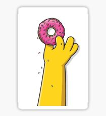 The Simpsons  Sticker